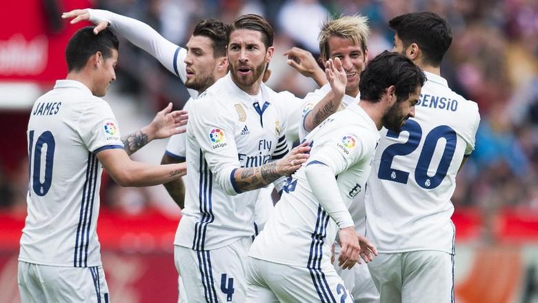 Tentang Madrid Si Spesialis Menang di Menit-Menit Akhir