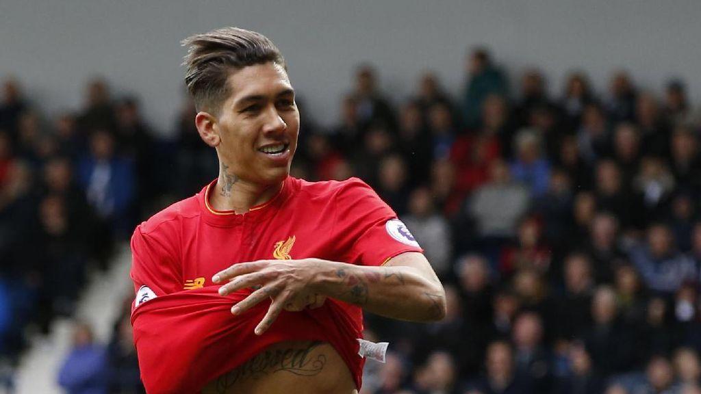 Apakah Firmino Penerus Nomor 9 yang Sudah Lama Dinantikan Liverpool?