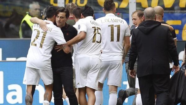 <i>Comeback</i> Milan yang Sulit Dipercaya Montella