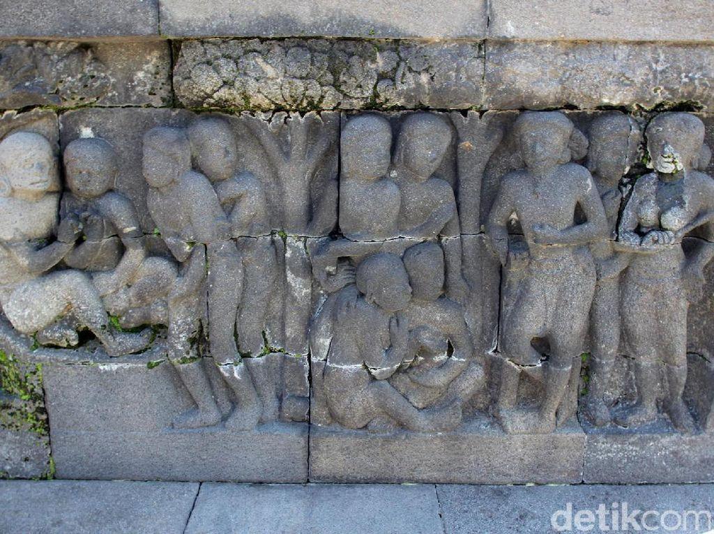 LIPI Bukukan Keanekaragaman Hayati di Relief Candi Borobudur