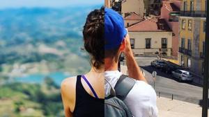 LDR, Pasangan Ini Pajang Foto Unik di Instagram