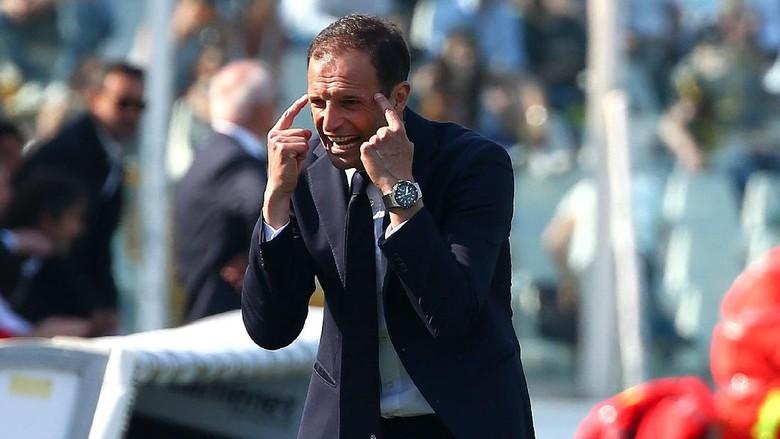 Hitung-hitungan Allegri soal Kans Scudetto Juventus
