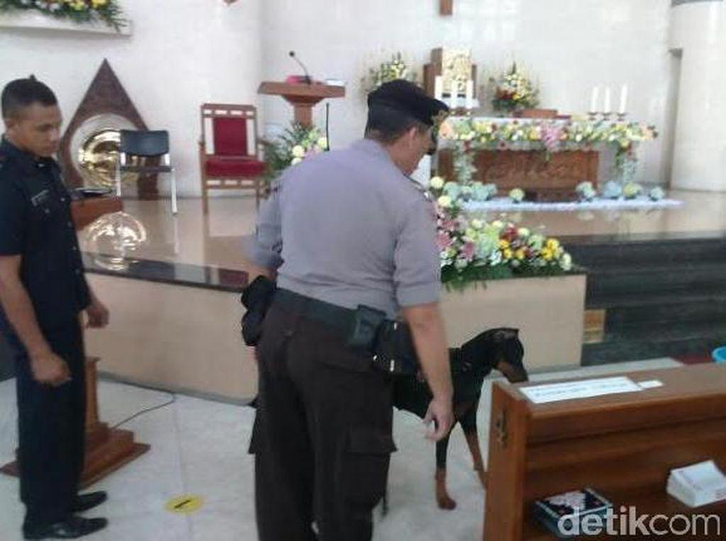 Polrestabes Surabaya Terjunkan 1.127 Personel Amankan Paskah
