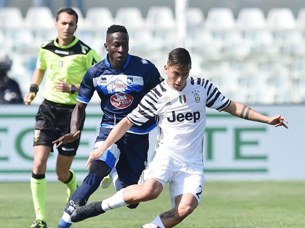 Juventus Harap-Harap Cemas soal Cedera Dybala