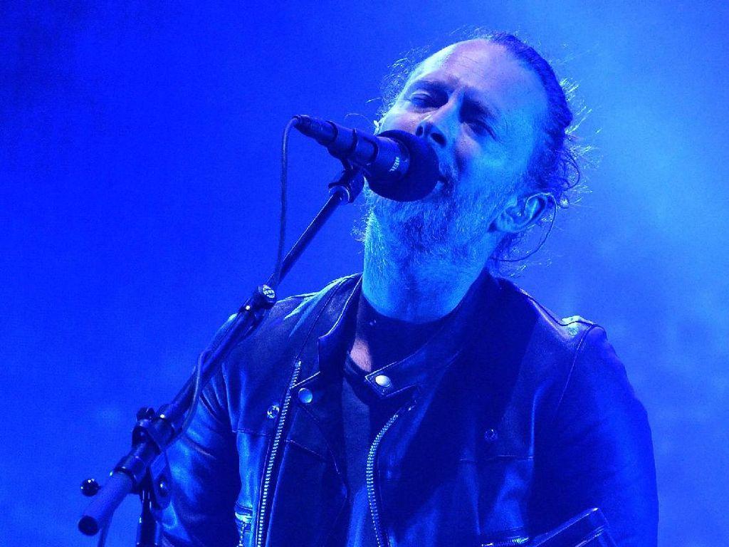 Pengumuman! Radiohead Vakum Tahun Ini