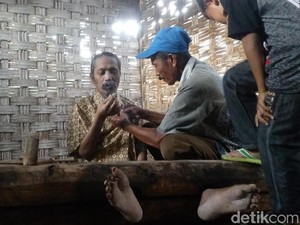 28 Tahun Dipasung di Bekas Kandang Ayam, Kaki Kuswaji Lumpuh