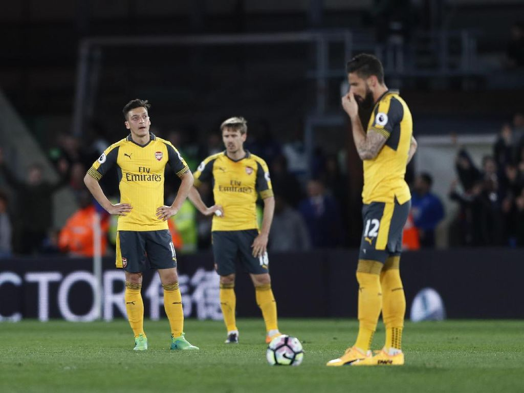 Jika Absen di Liga Champions, Bagaimana Arsenal Bisa Dapat Pemain Bintang?