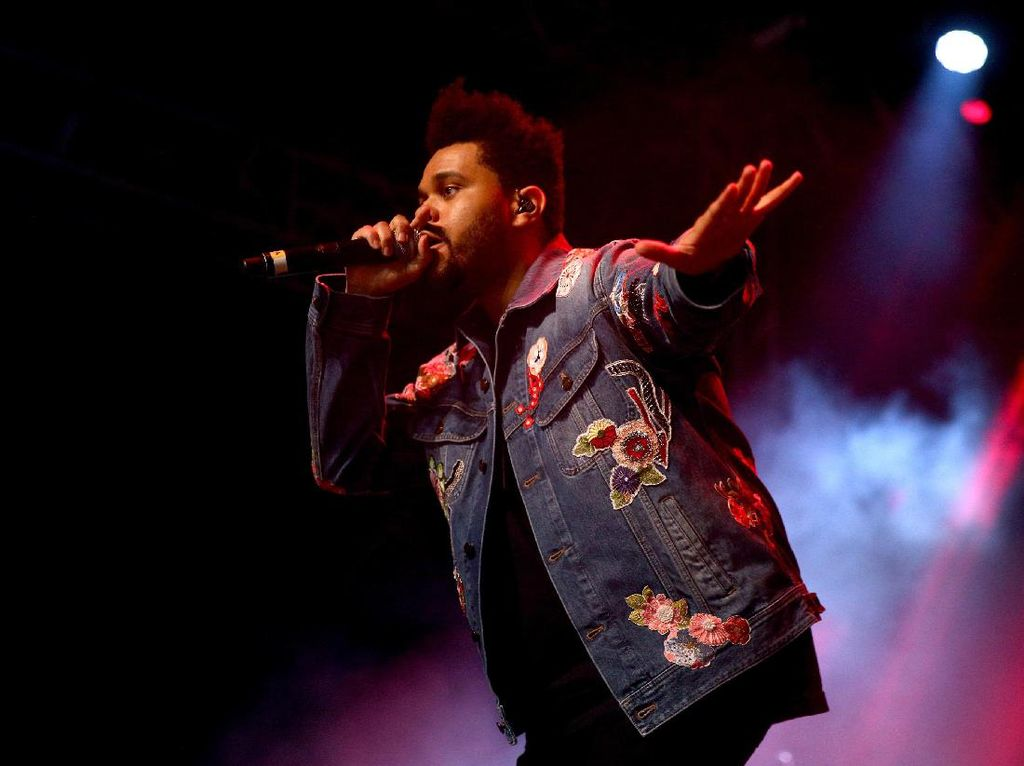 Yeay! The Weeknd Bakal Konser di Indonesia