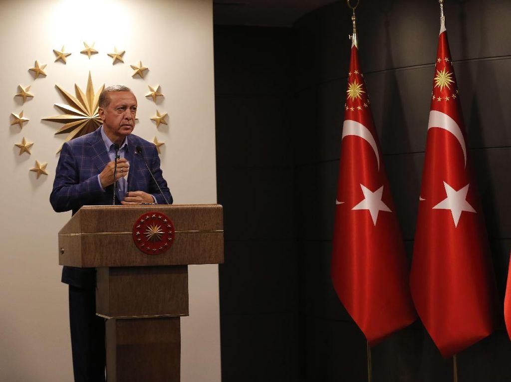 Erdogan: Turki Bisa Putus Hubungan dengan Israel Terkait Yerusalem
