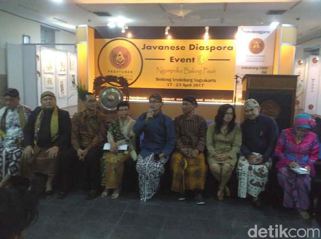 Saat Orang Jawa se-Dunia Reuni di Yogyakarta