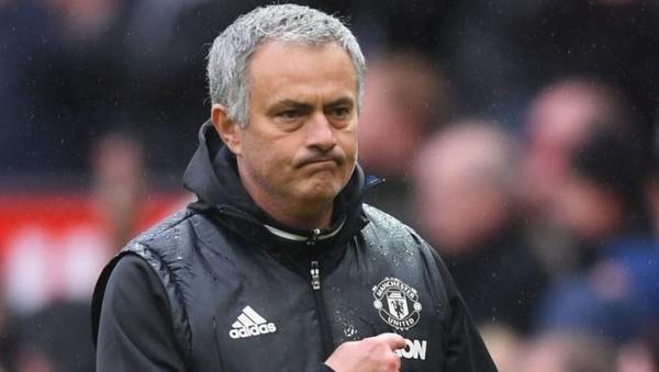 Manchester United di Dada Mourinho