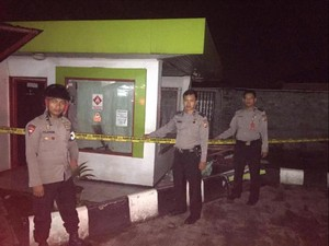<i>Charger</i> Ponsel Nyaris Picu Kebakaran Hebat di SPBU Cianjur
