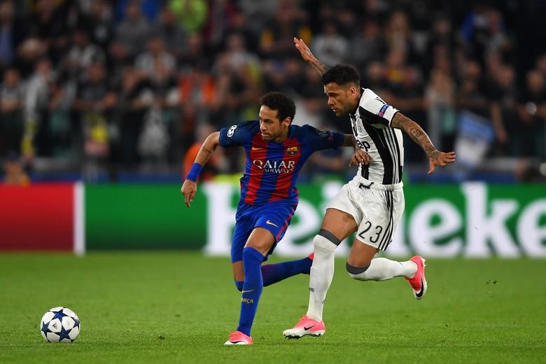 Peringatkan Juve, Neymar: Barca Mampu Comeback Lagi