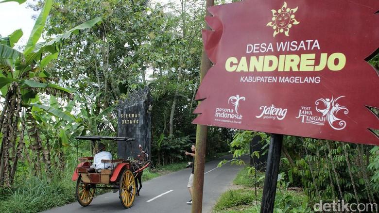 Desa Wisata Candirejo di Magelang (Randy/detikTravel)