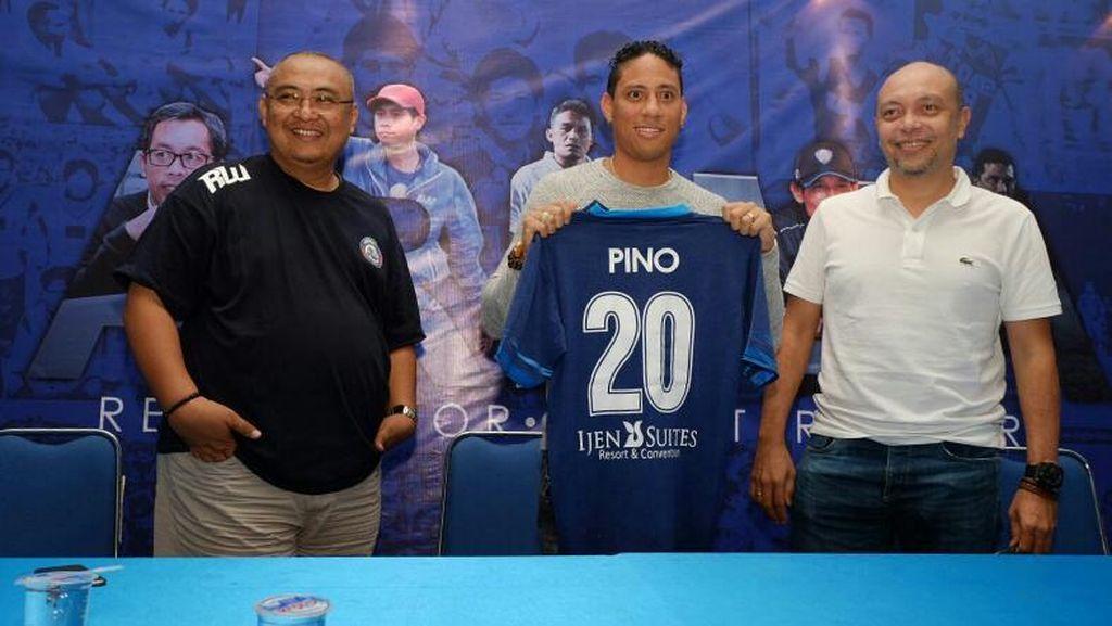 Arema Pastikan Pablo Bisa Turun Lawan Bhayangkara FC