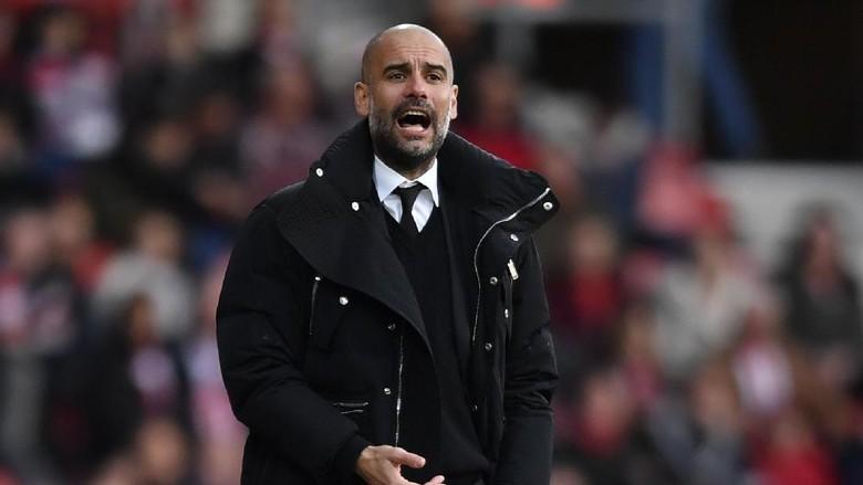 Guardiola: Tekanan Liga Inggris Tak Sebesar di Jerman dan Spanyol