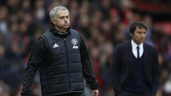 Bagaimana Mourinho Mematikan Chelsea di Old Trafford?