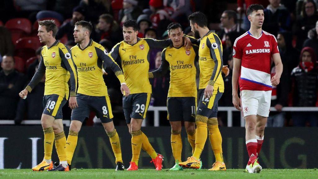 Finis Empat Besar Akan Sulit untuk Arsenal, tapi ...
