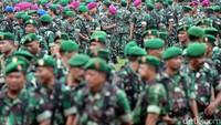 Daftar Lengkap Mutasi dan Promosi Jabatan 60 Perwira Tinggi TNI