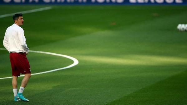 Kembalinya Lewandowski Bikin Bayern Lebih <i>Pede</i>
