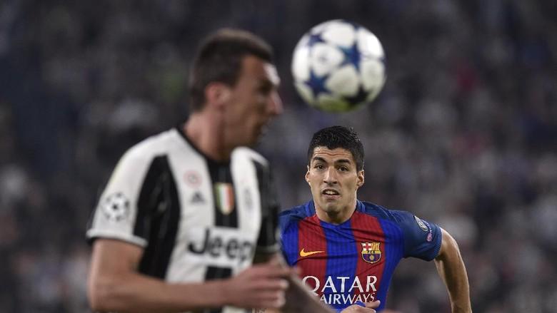 Misi Lima Gol Barca ke Gawang Juventus
