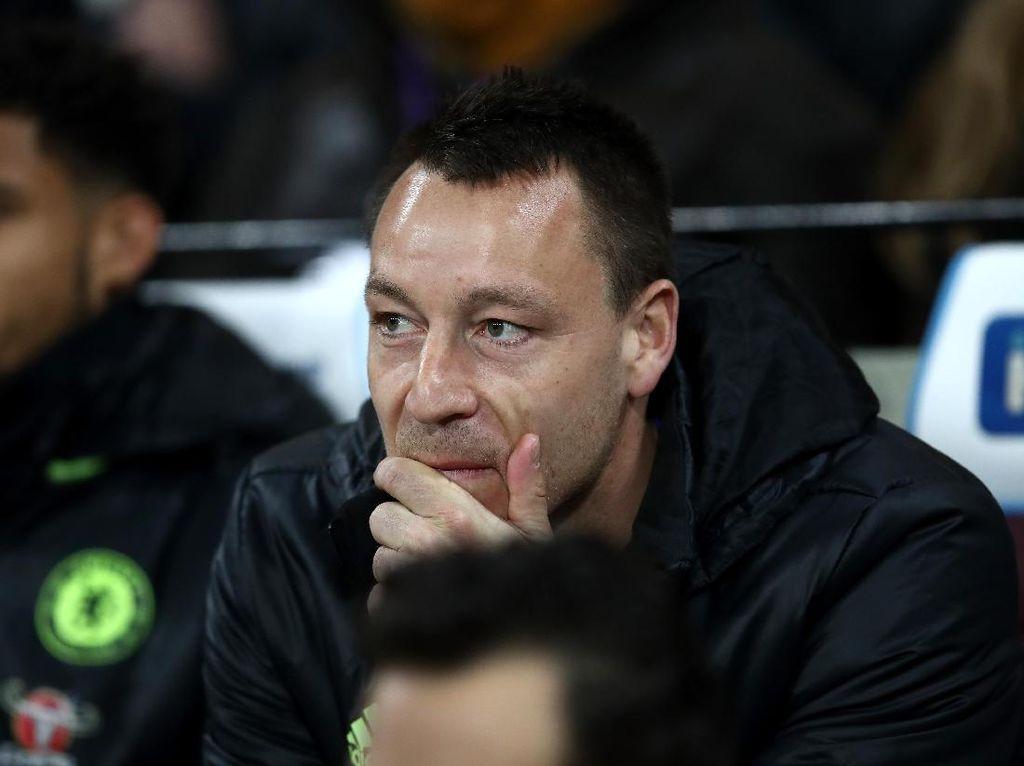Terry: Waktu yang Tepat untuk Pergi dari Chelsea