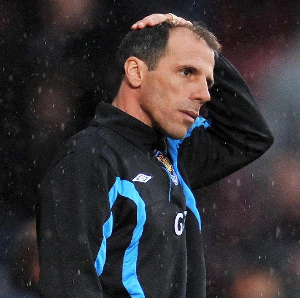 Kembali ke Chelsea adalah Berkah untuk Zola