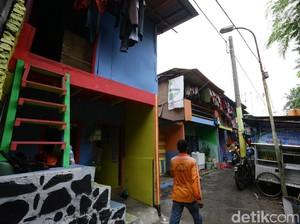 Ini Kampung Warna-warni di Jakarta