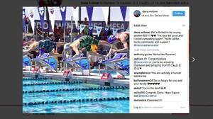 Cerita Atlet Renang AS yang Tetap Berlatih saat Hamil 6 Bulan
