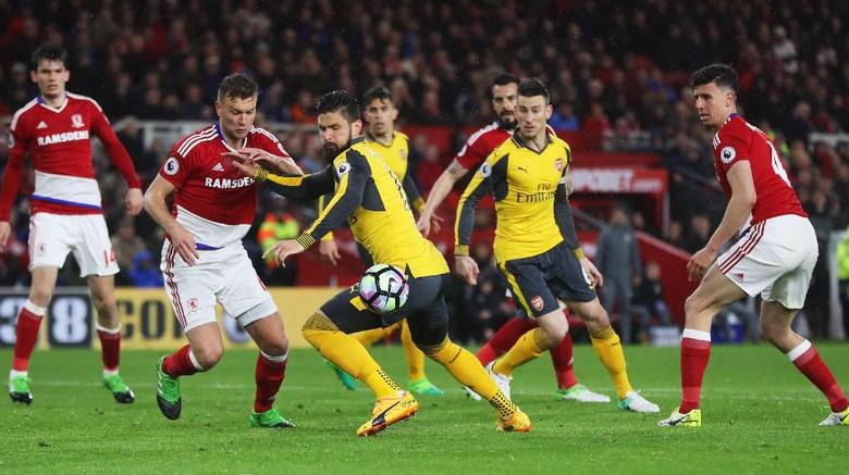 Arsenal Sukses Lewati Ujian Mental