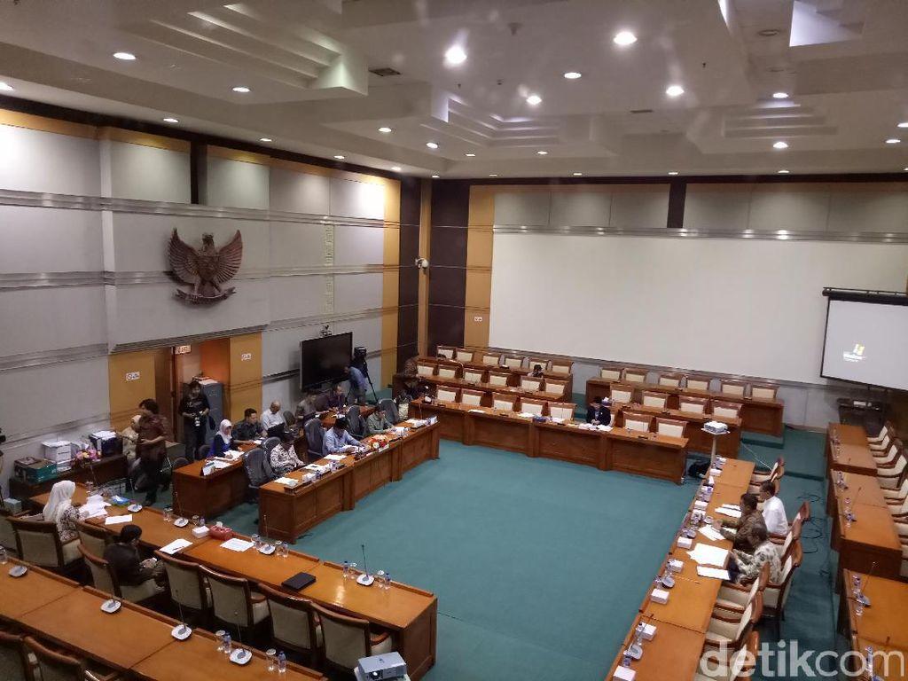 Komisi VIII dan Menteri PPPA Rapat RUU tentang Kekerasan Seksual