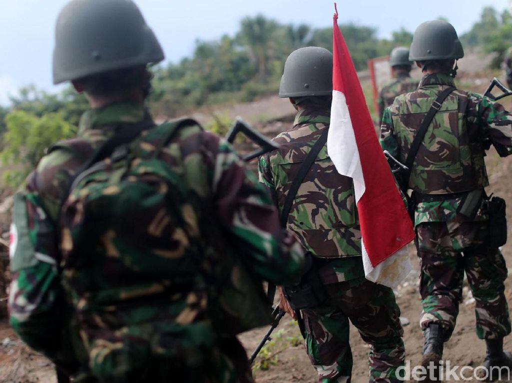 2 Prajurit TNI yang Ditahan di Malaysia akan Dipulangkan