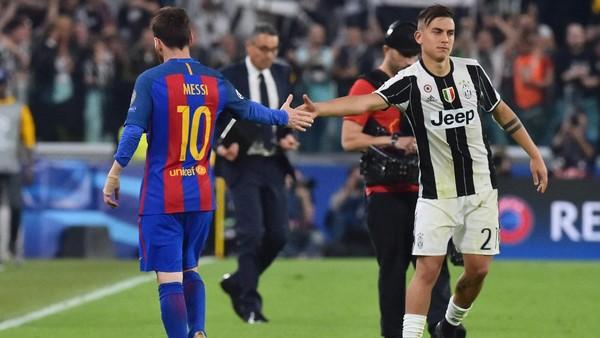 Motivasi Barcelona vs Nyali Juventus