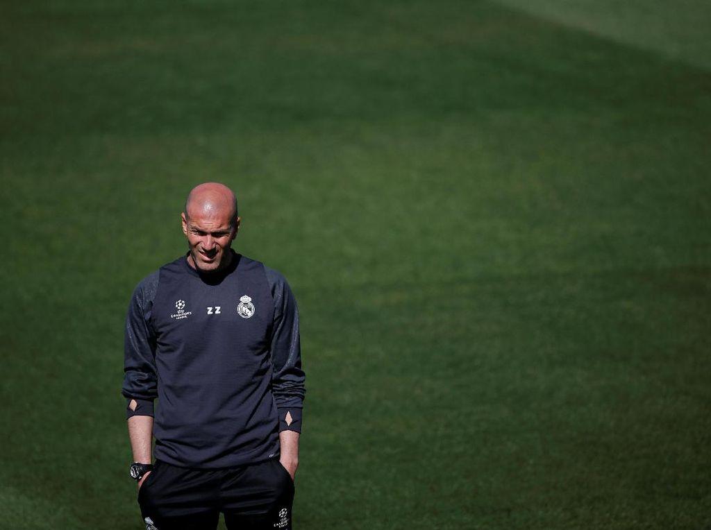 Madrid Sudah Lupakan Kemenangan di Leg Pertama