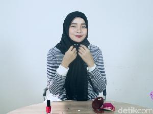 Video: Peniti Bohlam Hingga Klip Turki, Cara Agar Jilbab Tak Mudah Rusak