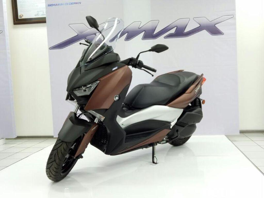 Pabrik Setop Produksi, Yamaha Puasa Kirim Motor Made In Indonesia ke Luar Negeri