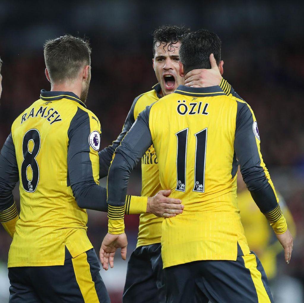 Berbekal Pengalaman Arsenal di Piala FA, Wenger Optimistis Hadapi City