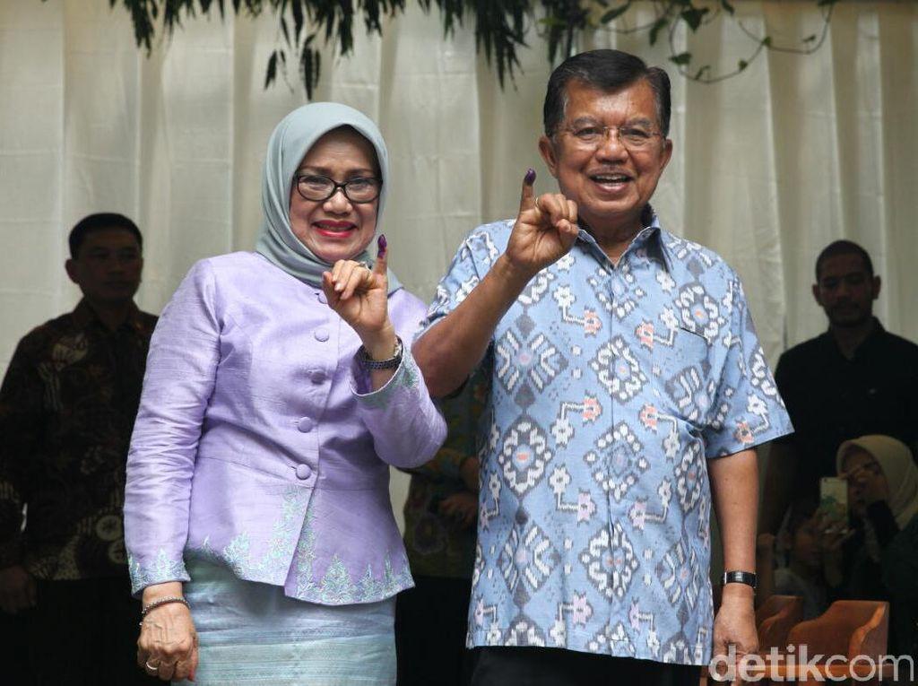 JK: Gubernur dan Wagub Terpilih Harus Mengabdi untuk Jakarta