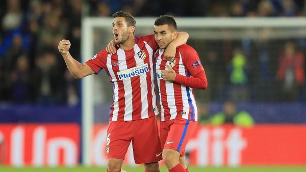 Atletico Empat Tahun Terakhir: 3 Semifinal, 2 Final
