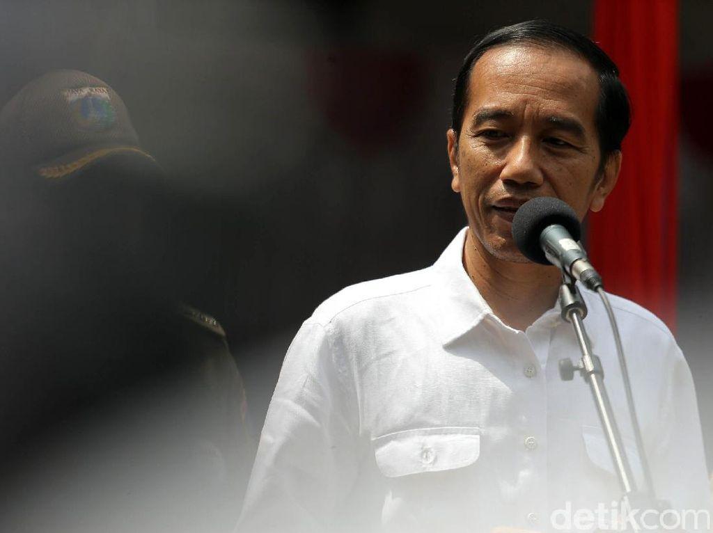 Jokowi Buka Rapat Kerja Kemaritiman 2017 di Taman Mini
