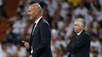 Cetak Enam Gol di Dua Leg, Zidane Sebut Madrid Pantas Lolos