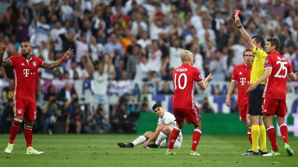 Kontroversi Iringi Kemenangan Madrid, Vidal Murka