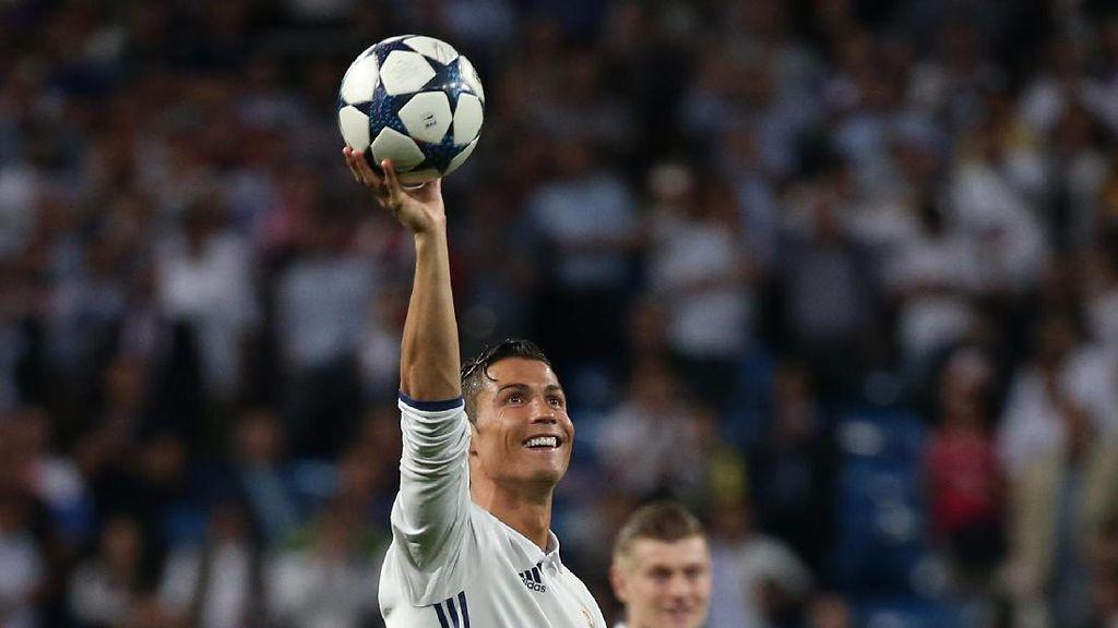 Ronaldo Tancap Gas di Perempatfinal