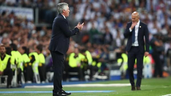 Bayern Tersingkir, Ancelotti Tetap Puji Para Pemainnya