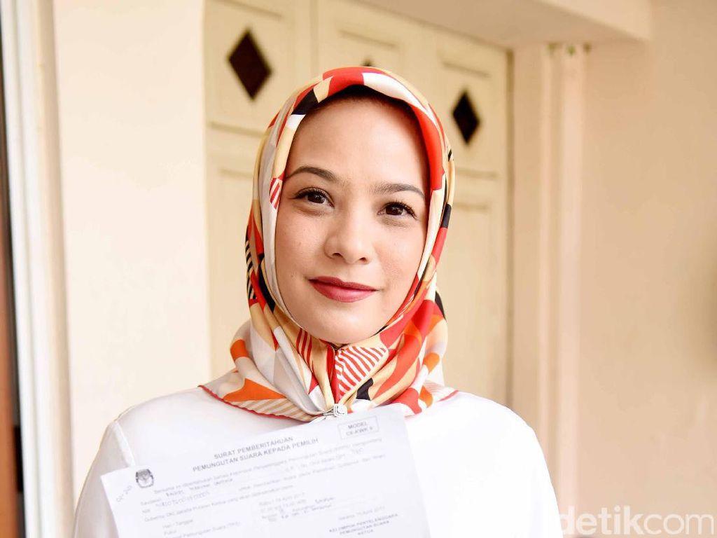 Rachel Maryam Hamil Anak Kedua Jelang Usia 40 Tahun