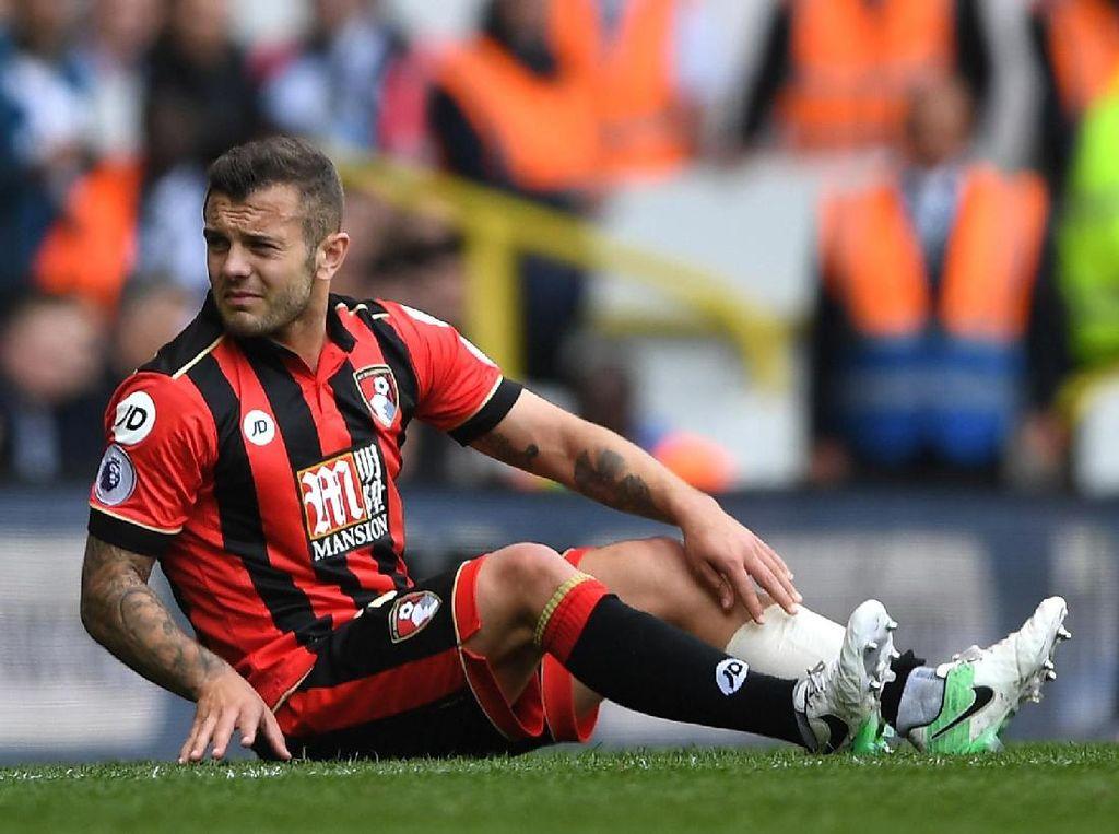Pemain-Pemain yang Paling Sering Cedera di Liga Inggris