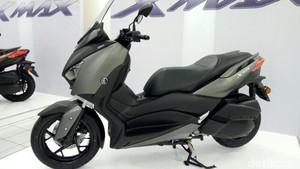 Yamaha Resmi Kirim XMAX ke Tangan Konsumen