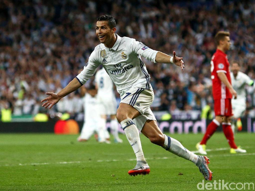 Hajar Bayern, Madrid ke Semifinal Liga Champions