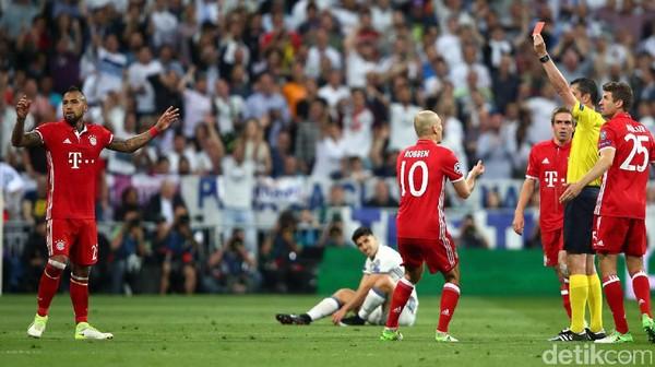 Heynckes Berharap Pemain yang Tentukan Hasil Akhir, Bukan Wasit