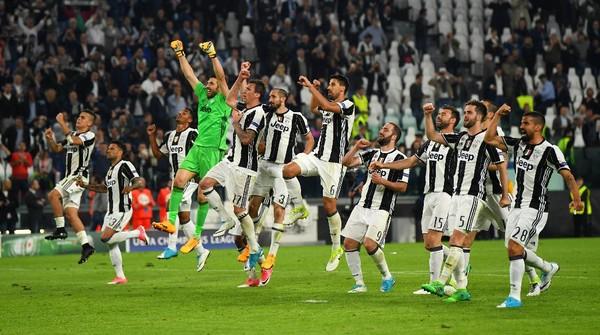 Allegri: Barca Bukan Ujian Akhir bagi Juventus